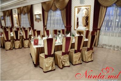 "Ресторан ""Sala de Aur"" > Фото из галереи `О компании`"