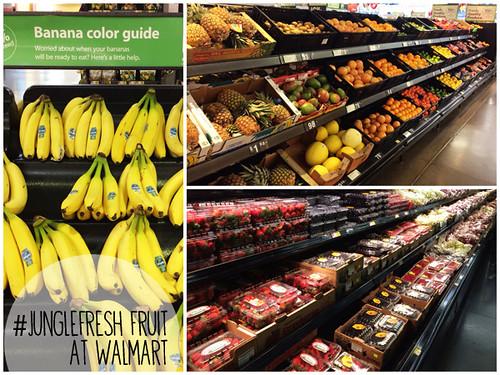#JungleFresh Fruit at Walmart #Shop