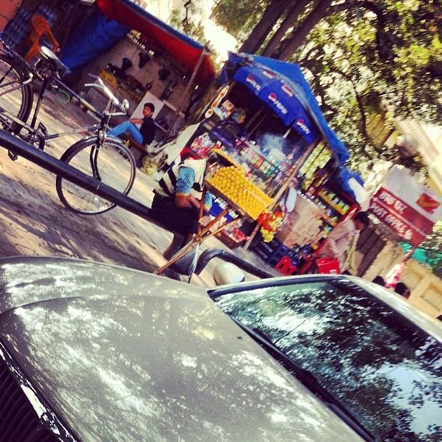 Afternoon snack #india #delhi