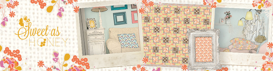 Sweet as Honey by Bonnie Christine for Art Gallery Fabrics