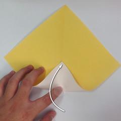สอนวิธีพับกระดาษเป็นรูปลูกสุนัขยืนสองขา แบบของพอล ฟราสโก้ (Down Boy Dog Origami) 006