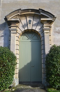 Stoke Doyle, Church Door.
