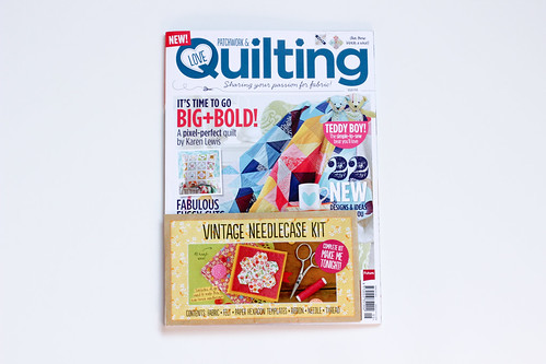 Love, Patchwork & Quilting - Issue 5 by Jeni Baker