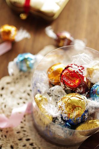 チョコレート リンツ