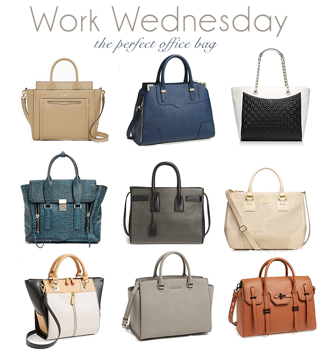 Work Wednesday - The Perfect Office Bag 3c74384c8
