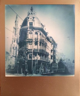 Antwerpen - Polaroid with the Impossible Instant Lab