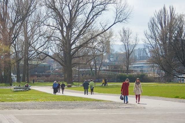 Zurich park