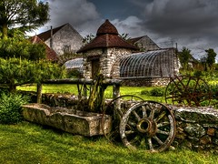 Jardin Pepiniere Point du Joure HDR - Photo of Chézy-sur-Marne