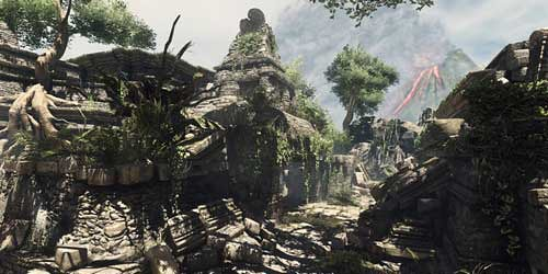 Call of Duty: Ghosts - Ruins Multiplayer Map