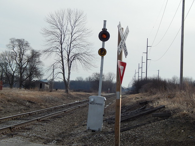 Signal for Pergo Junction on the INER