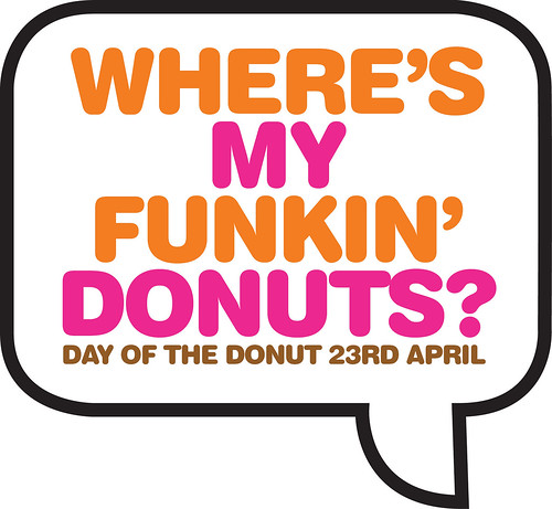 Where's My Funkin' Donuts?