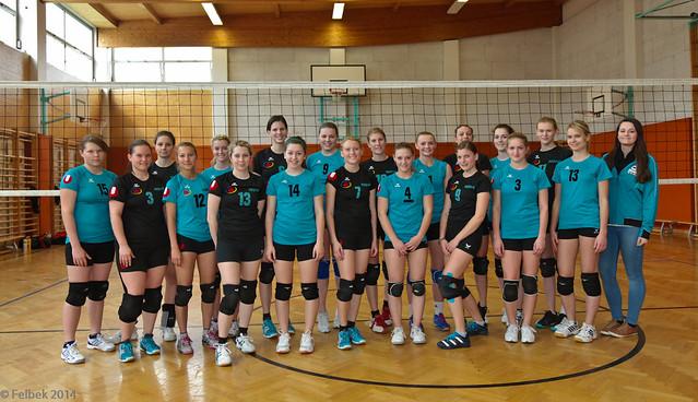 Damen 1 vs. Damen 2 Regionalliga