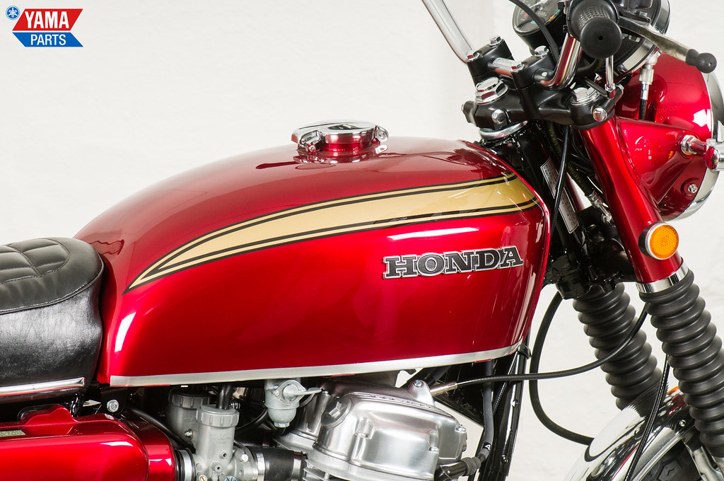 Honda CB750 Sandcast 1969 07 O A Stylefont Size08