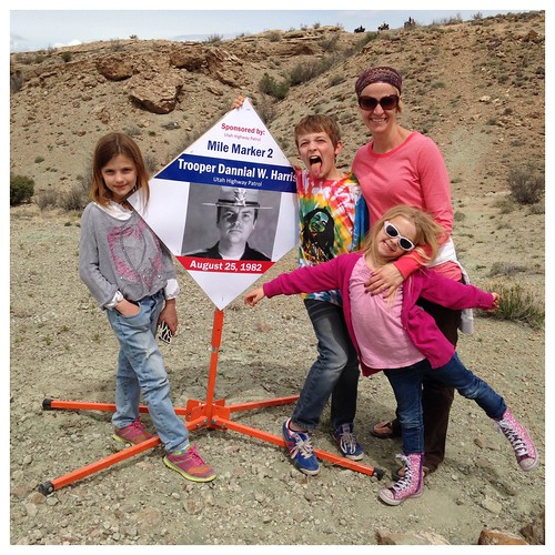 Moab memorial ride