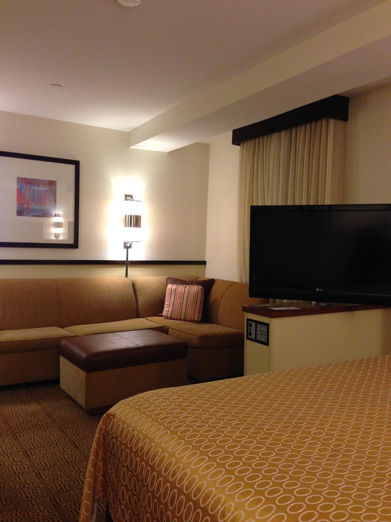 Room at the Hyatt Place