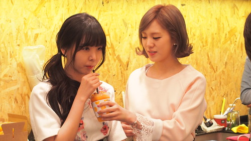 [REPORT] ORANGE CARAMEL ONE-DAY BARISTA @COFFEE CHU CHARITY EVENT 13847365773_de5be6fd5c