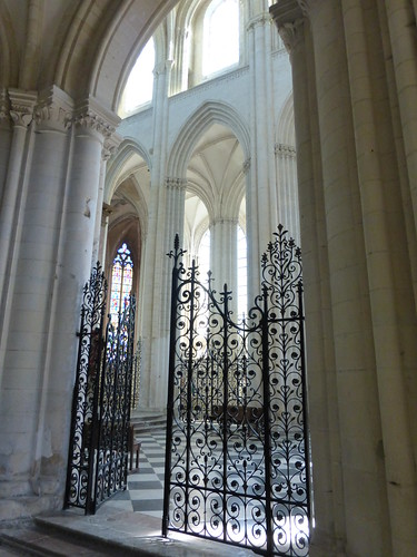 145 Abbaye de la Trinité de Fécamp