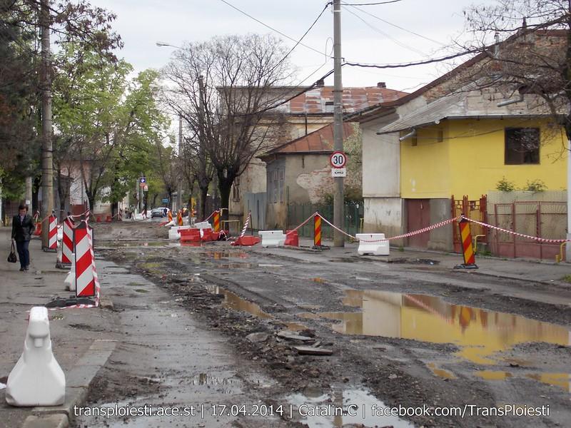Traseul 101, etapa II: Intersecție Candiano Popescu ( zona BCR ) - Gara de Sud 13892620426_b60584cba6_c
