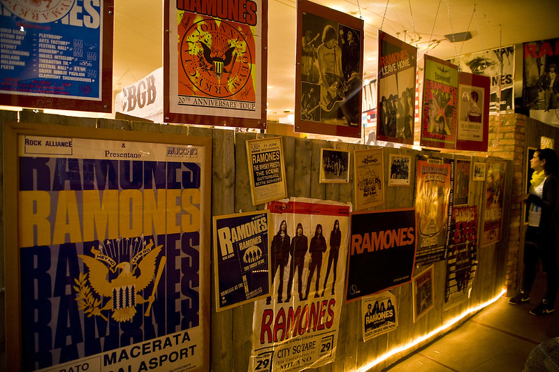 Underground Guide to Berlin with everything you need to know about the Ramones Museum