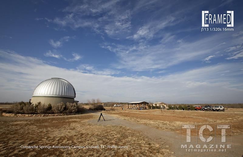 Texas Observatory | TCT Magazine