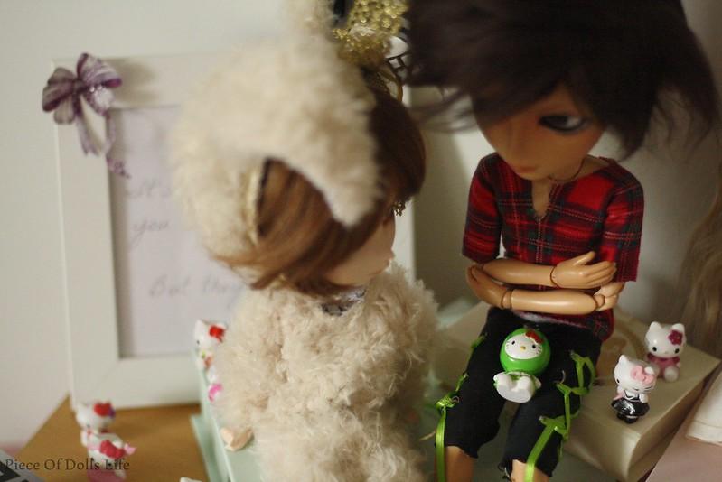 Easterbunny Stan with Makoto