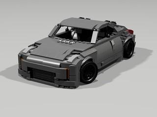 Lego Nissan 350Z