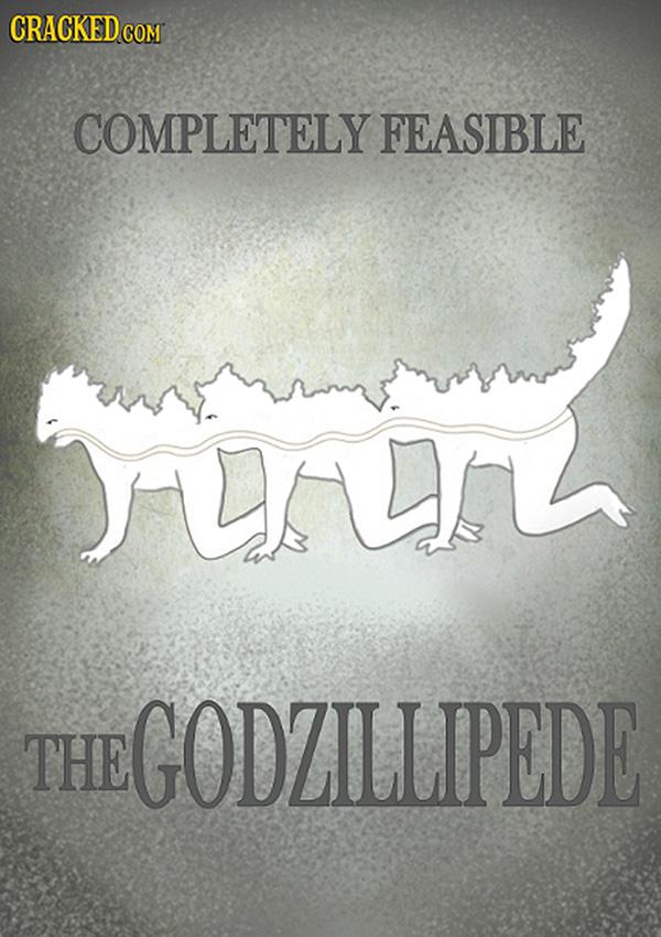 Godzilla em
