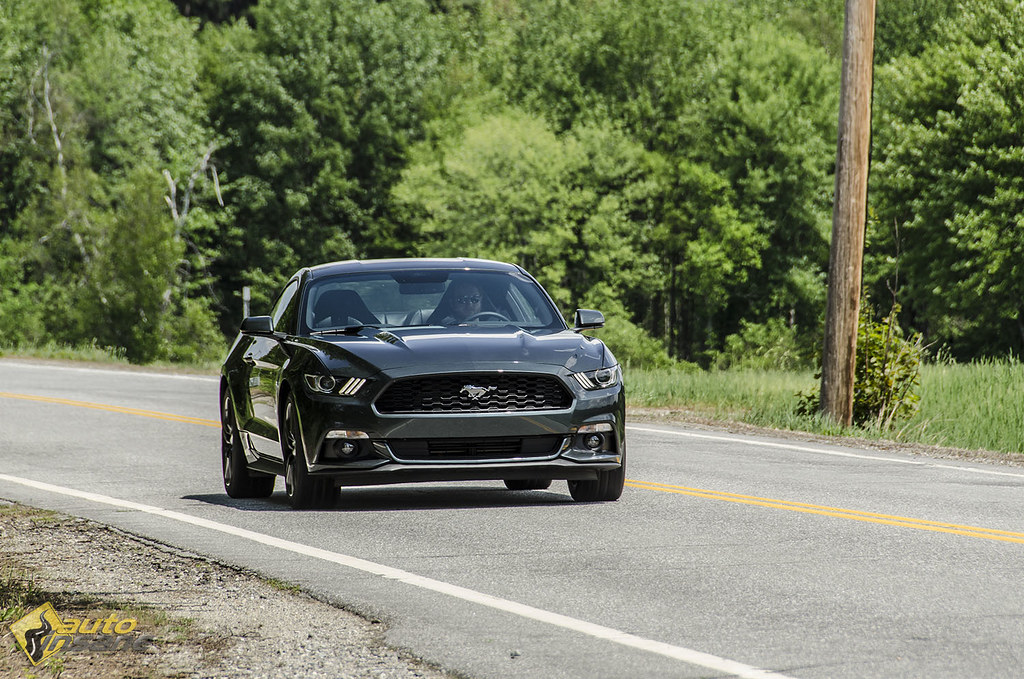 2015 Ford Mustang EcoBoost Review | We drove and reviewed th