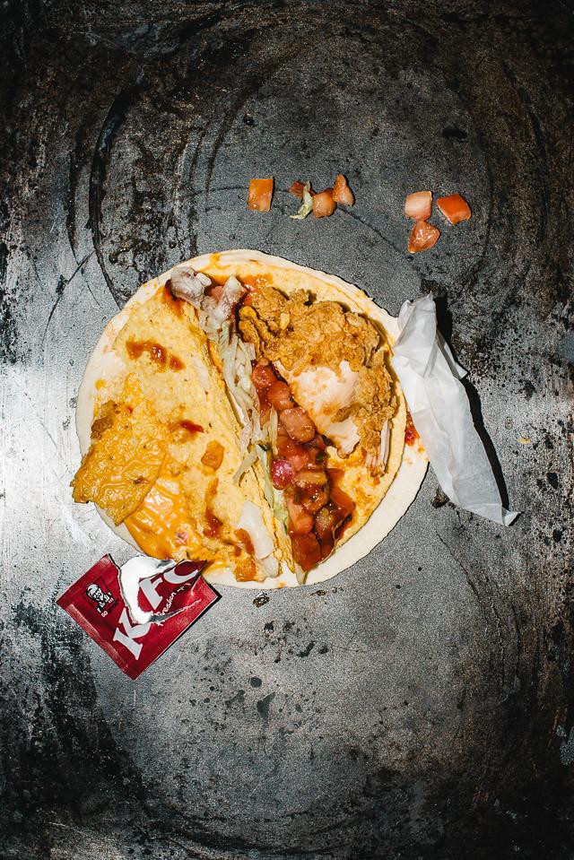 KFC Zinger Taco