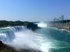Niagra Falls, New York, July 2015