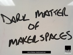 The Dark Matter of Makerspaces