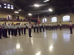 Change of Command Ceremony, 15 Sep 14