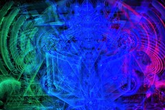 Holographic Enlightenment by Jumbie