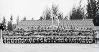 1966 41 Sqn staff, RNZAF, Changi, Singapore