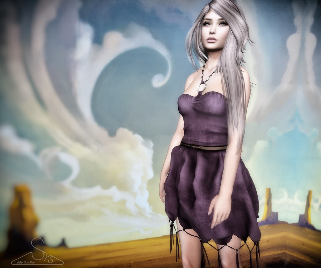 [sYs] SKYLAR dress - SecondLifeHub.com