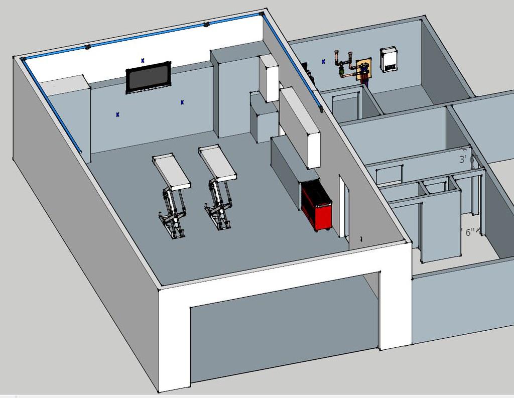 Garage ISO 2