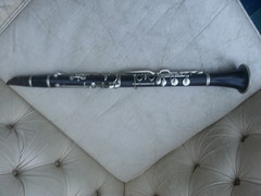 Besson HP C Albert clarinet