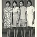 Amma with Friends after 12th Exam - 1979