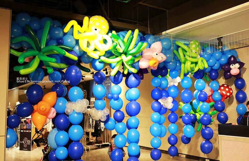 33380083565 f1f6082473 c - 童趣幻想.氣球探索遊樂園-穿過彩虹隧道.來到氣球樂園.空中陸地海洋通通有.還有卡友限定的氣球泡泡池喔.台中新光三越10F天空劇場.3/11~3/29.免費入場參觀.假日親子遊