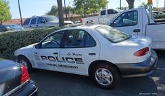 La Habra CA Police - Parking Enforcement - Chevrolet Cavalier (1)