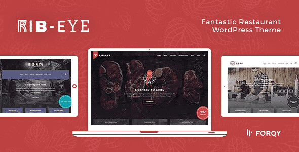 Rib-Eye WordPress Theme free download