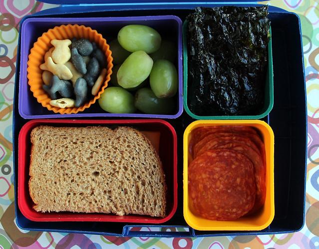 Third Grade Bento #762