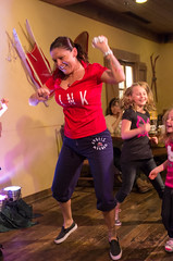 zumba, performing arts, entertainment, physical fitness, dance, person, physical exercise,