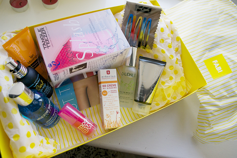 Selfridges Summer Beauty Box 4
