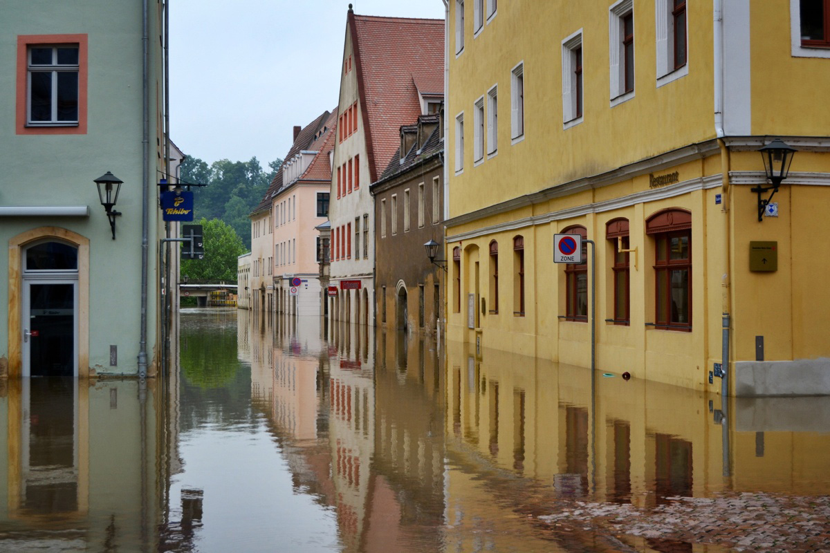 Pirna, am 4. Juni 2013