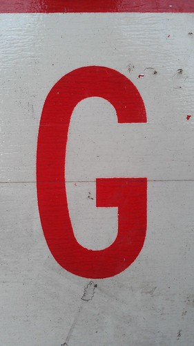 Letter challenge: G by christopher575