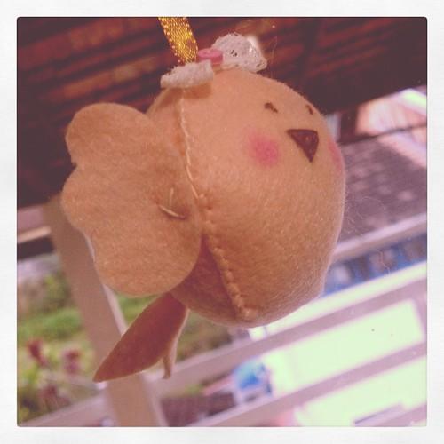 Passarinho! by Paninh♥s em forma de am♥r