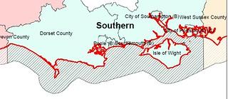 IFCA South Coatd Area
