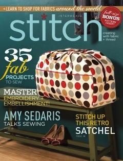 Stitch Fall 2013
