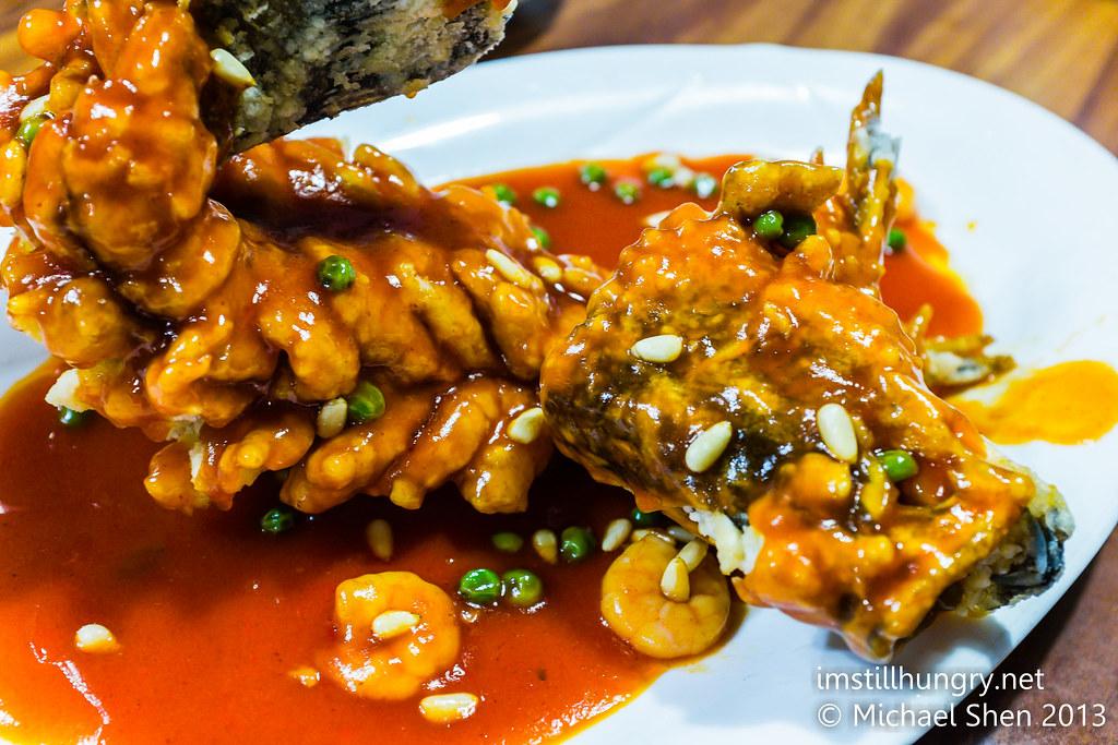 Taste of Shanghai barramundi